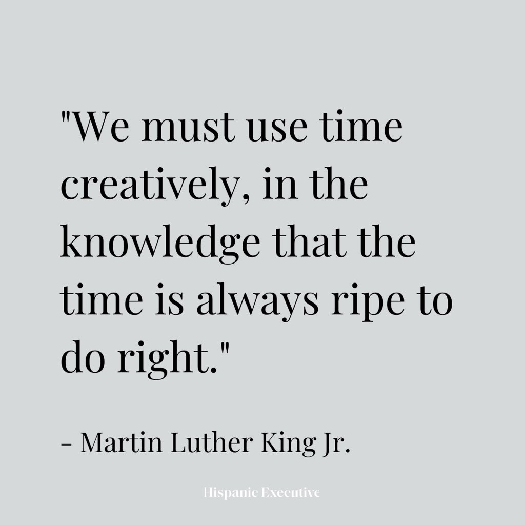 Happy Martin Luther King Jr. Day! Today, we celebrate his life and legacy. His words remain inspiring for leaders everywhere.   #martinlutherkingday #inspiration #history #leadership