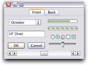 MacOS XP Silver - Max Rudberg