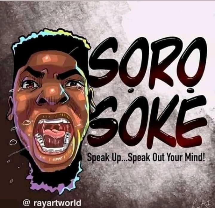 Naija #fixnigerianinstitutions #SoroSokeGeneration #EndBadGovernmentInNigeria