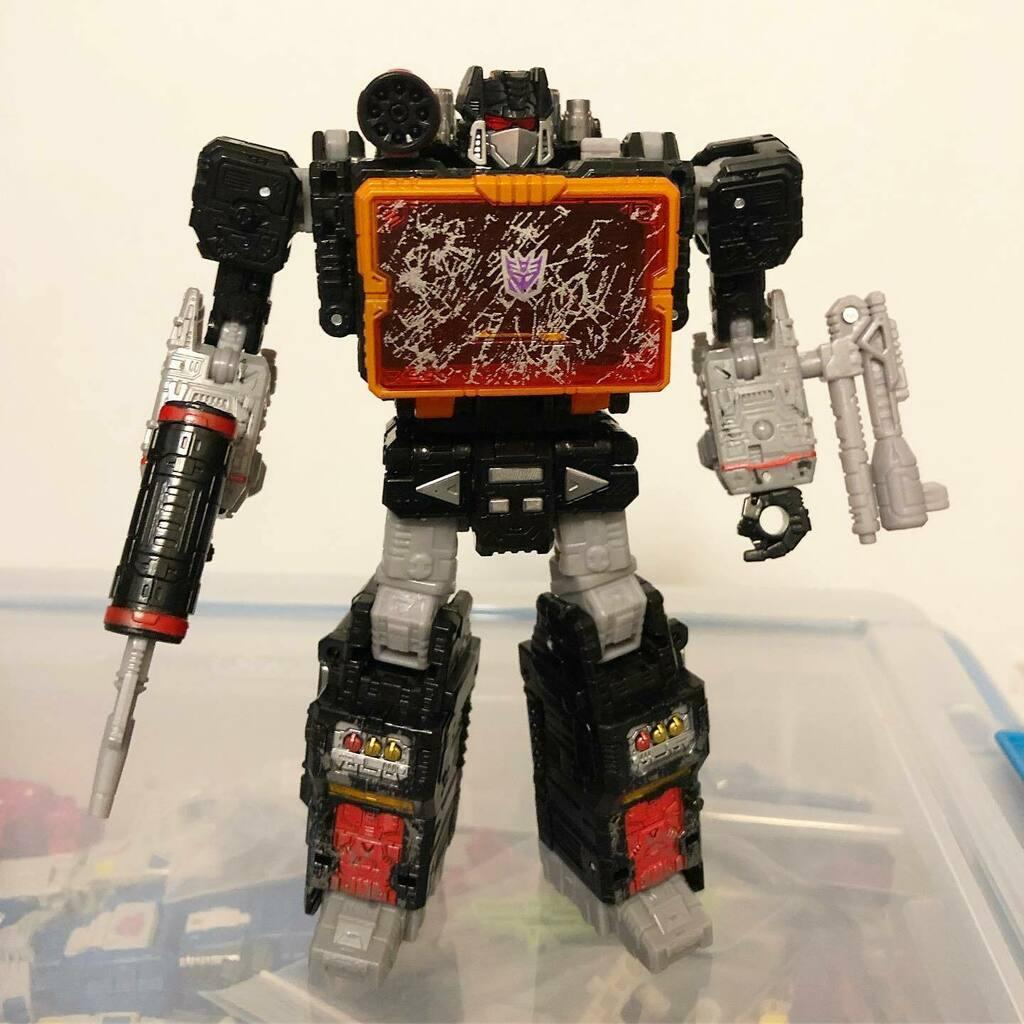 Transformers Siege Soundblaster #soundblaster #transformers #transformerssiege