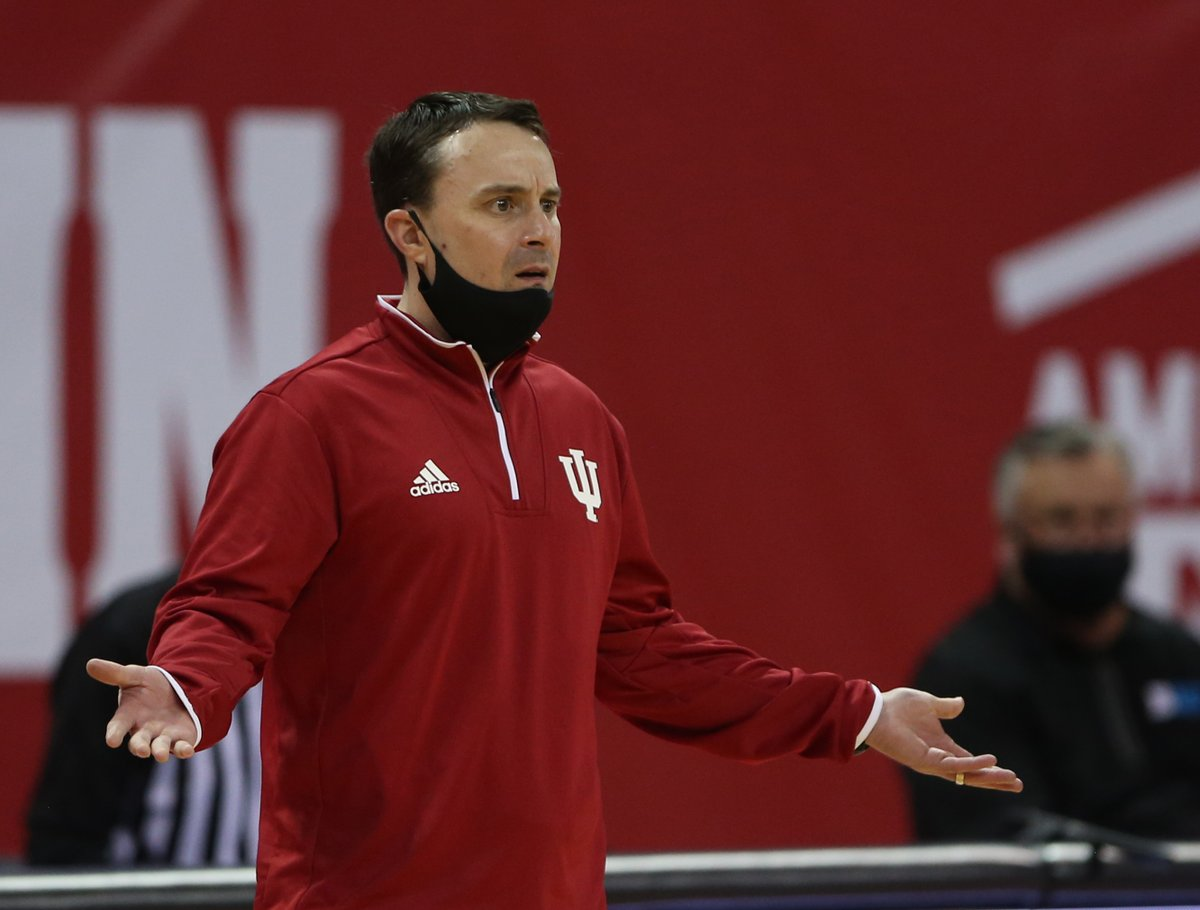 🏀Defensive struggles 🏀How to deal with mental and physcal fatigue 🏀Continued trust in Armaan Franklin 🏀Finding more ways to get Anthony Leal involved 🏀Previewing Iowa  Notes and quotes from Archie Miller's radio show tonight. #iubb