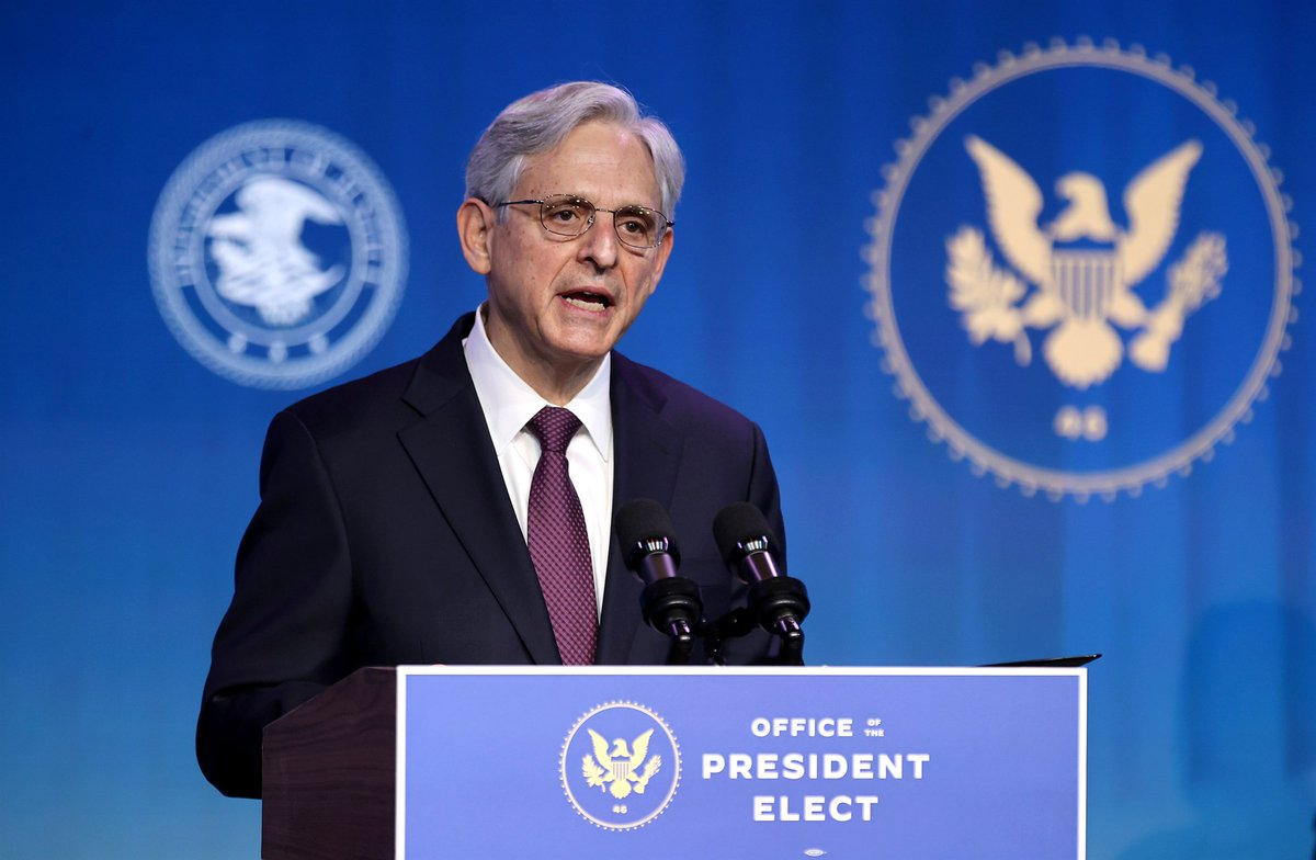 Latino legal experts: Voting, civil rights should be top priority for AG nominee Merrick Garland https://t.co/O8TEuPHIWF https://t.co/5RDi1e1o5Z