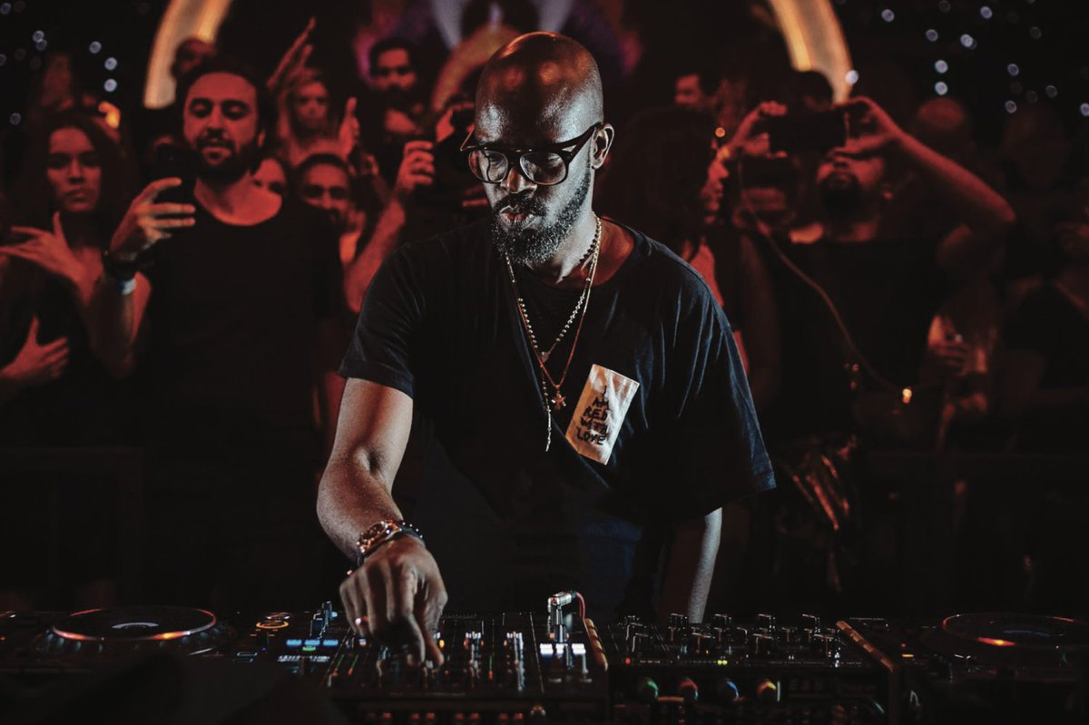 """One last preview of @RealBlackCoffee's 'Subconsciously' as he forms a big three with @diplo and @_elderbrook on """"Never Gonna Forget"""" 