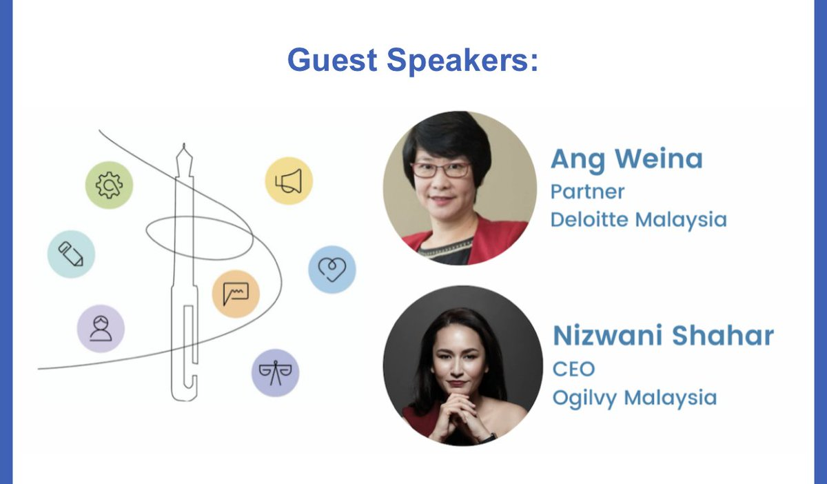Don't miss out! Join our speakers from @Deloitte and @Ogilvy at the next @WEPrinciples awareness training.  🗓️Date: 26 January 🕘Time: 9am-1pm / 2:30pm-6:30pm [GMT+8] ✏️Register:   @EU_Commission #WeEmpowerAsia @EUinMalaysia @LeadWomenAsia