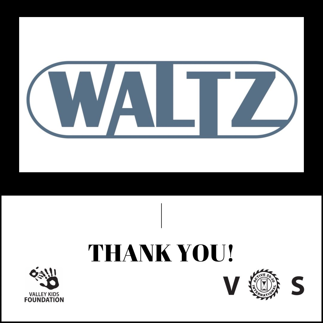 Only A few more days till Kickin It For Kids 2021! Thank you to our generous sponsor, Waltz Construction, for their support this year. .⁣ .⁣ .⁣ .⁣ #itsforthekids #donate #nonprofit #charity #fundraising #giveback #volunteering  #vos2030 #kickball