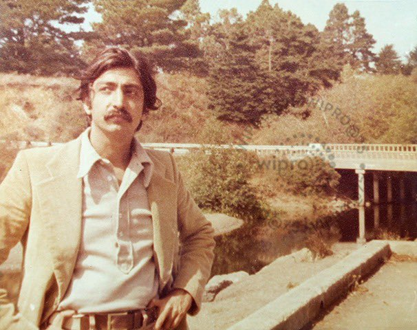 My father, Azim Premji took over a small vanaspati biz at 21 & over 53 years grew it into a diversified, global co. Despite all he's achieved, he hasn't changed at all. I've learnt from him to stay grounded and to never let things go to your head. #75YearsofWipro #TheStoryofWipro