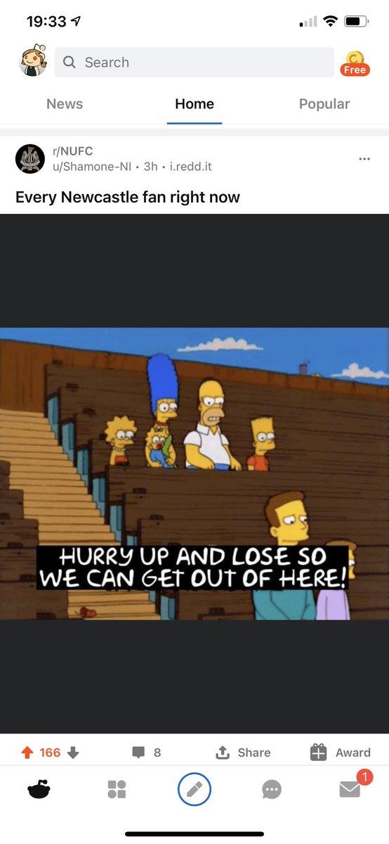 Over at Reddit #NUFC