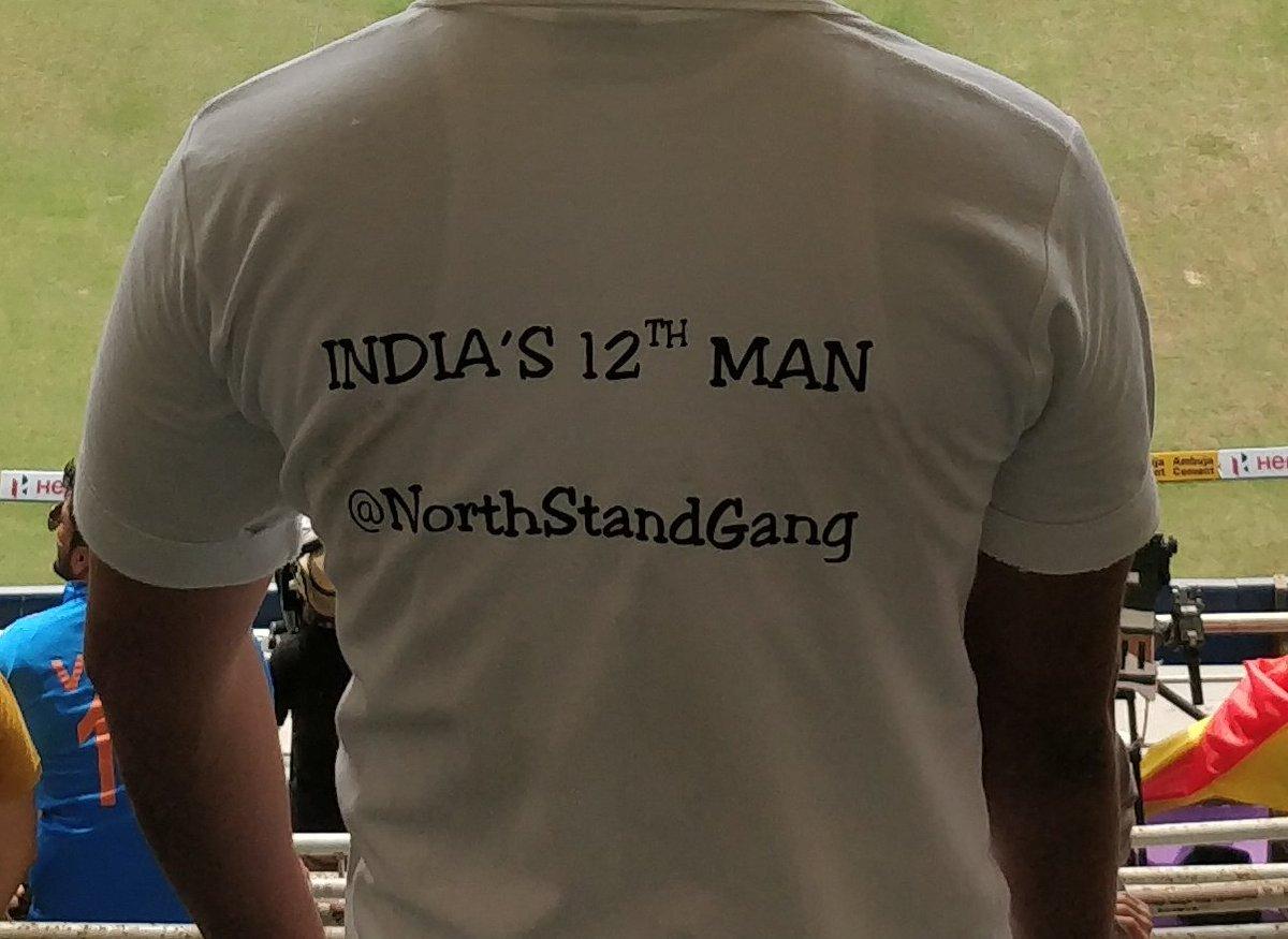 @ImDineshBaride @cricketaakash Speaking about 12th Man We've got it covered!