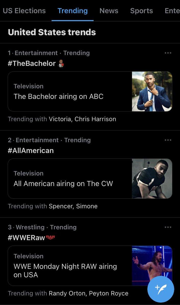 #AllAmerican  @CWAllAmerican  Retweet if you are watching‼️