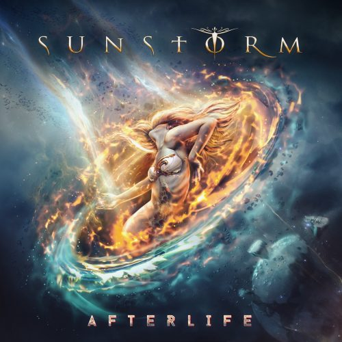 Photo: by Channel 9 Studio  Sunstorm is a project created and overseen by Frontiers president Serafino Perugino and was originally designed to showcase a musical style similar to the melodic rock/AOR roots of vocalist Joe Lynn Turner.  #Afterlife #Fronti