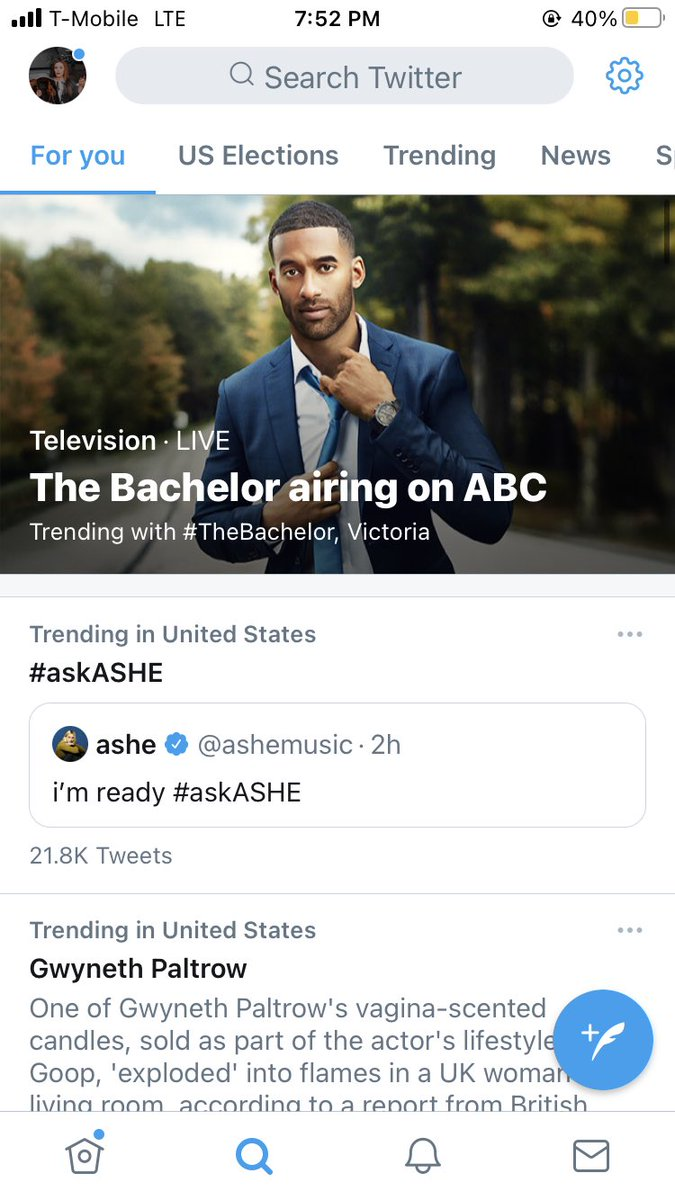 Look at you go girl @ashemusic #askASHE