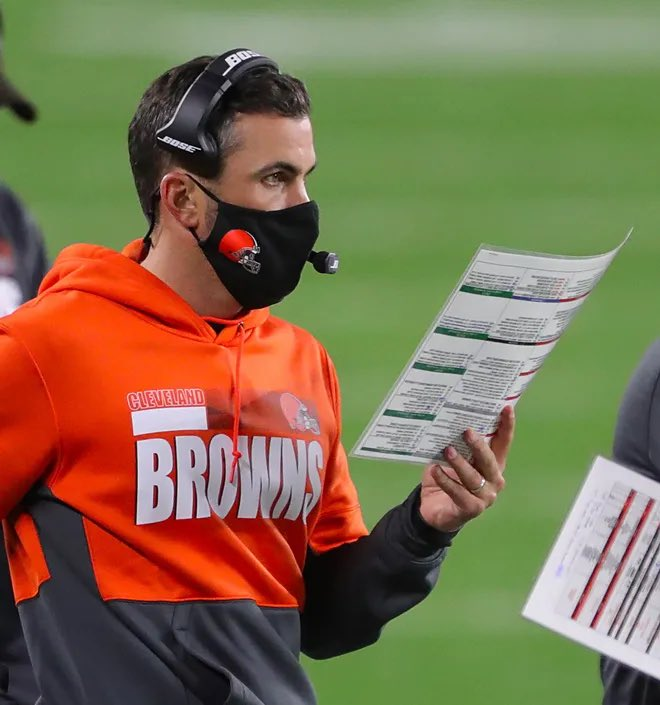 Is it just me or do I not recall like literally every @Browns player taking to social media to thank the team, organization, city & the fans not to mention to come back even stronger next season! If that's not a culture change, idk what is! I believe it's all thanks to this man!