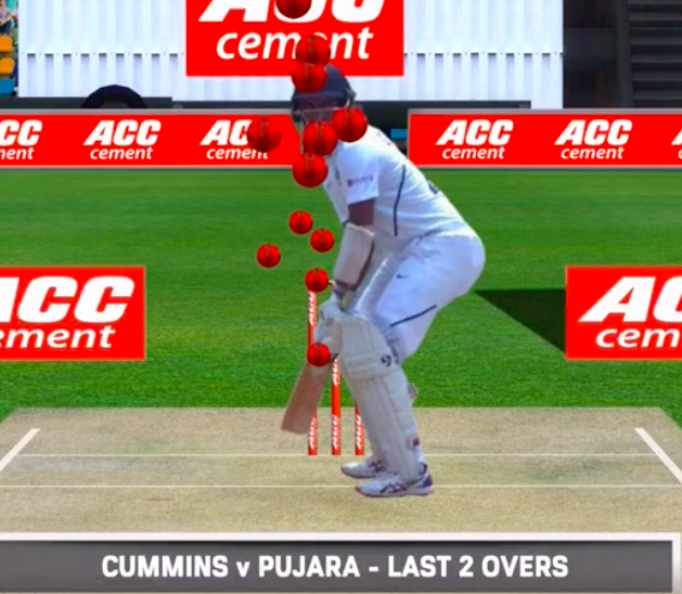 This is what Pujara is facing!