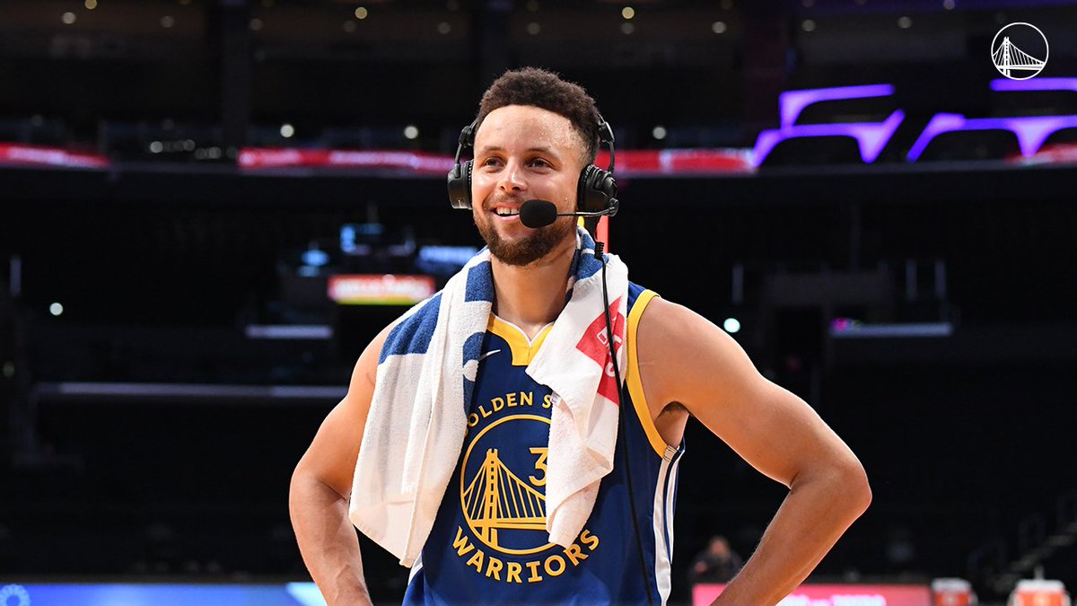 #DubNation The real GOAT 🐐