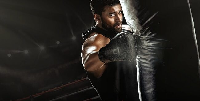 Teaser Look: Varun Tej Stuns As Boxer Ghani Photo