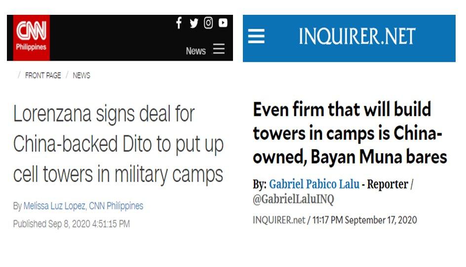 Ang higpit ni Delfin Lorenzana sa UP, pero sa komunistang Tsina ANG LUWAG-LUWAG: