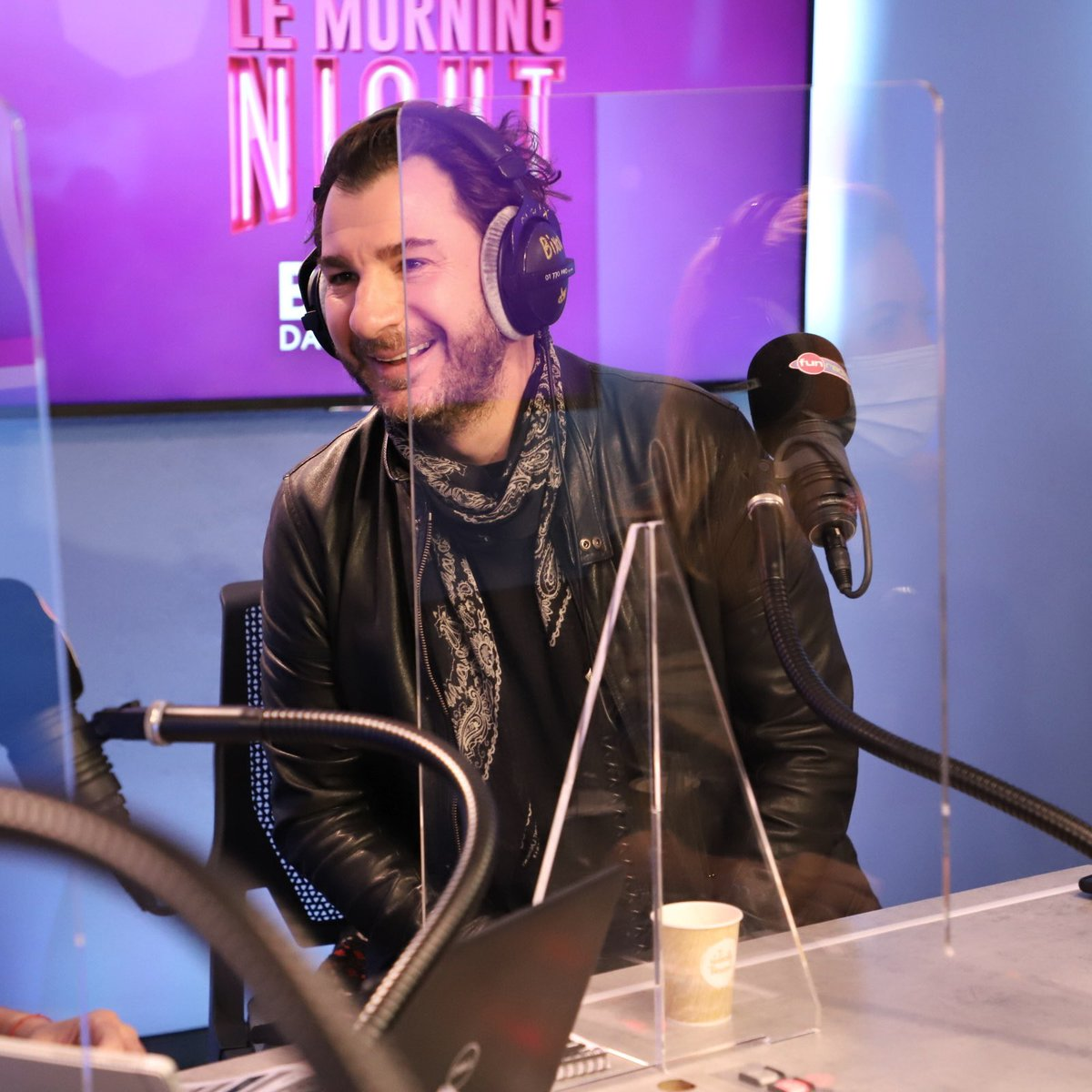🚨 @MichaelYoun & @VincentDesagnat sont avec nous !! 🔥😁 #BrunoFunRadio @BRUNOFUNRADIO