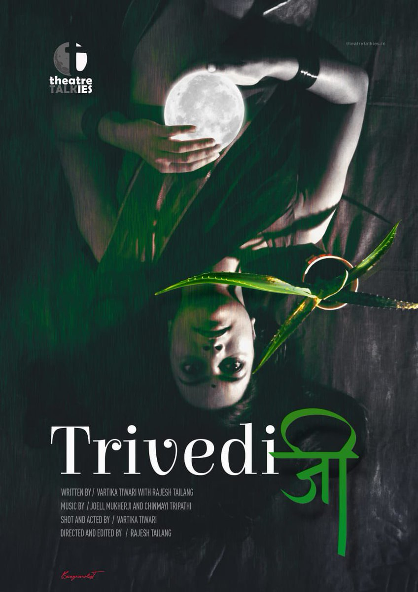 All of us are proud OC ourselves for surviving the lockdown and the pandemic but watching @rajeshtailang #Trivediji broke my heart. Don't miss the short film, coming soon...