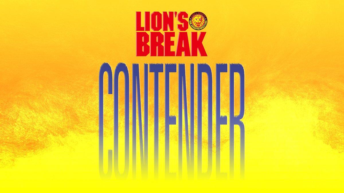 Huge matches set for Lion's Break Contender on #njpwSTRONG!  Night 2: January 29  Clark Connors vs The DKC!  Rocky Romero vs Chris Dickinson!  Lio Rush's debut: Rush, Fred Rosser & TJP vs ELP, Hikuleo & KENTA!    #njcontender