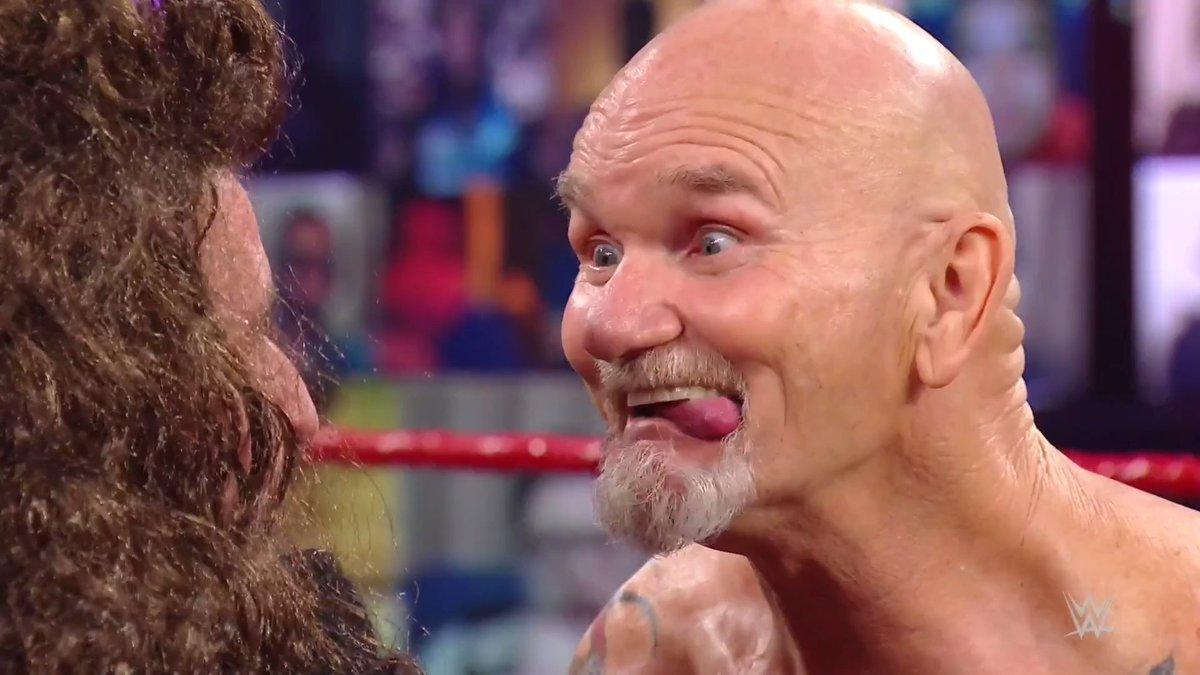 Gillberg Returns To WWE, The Miz Says He's Next