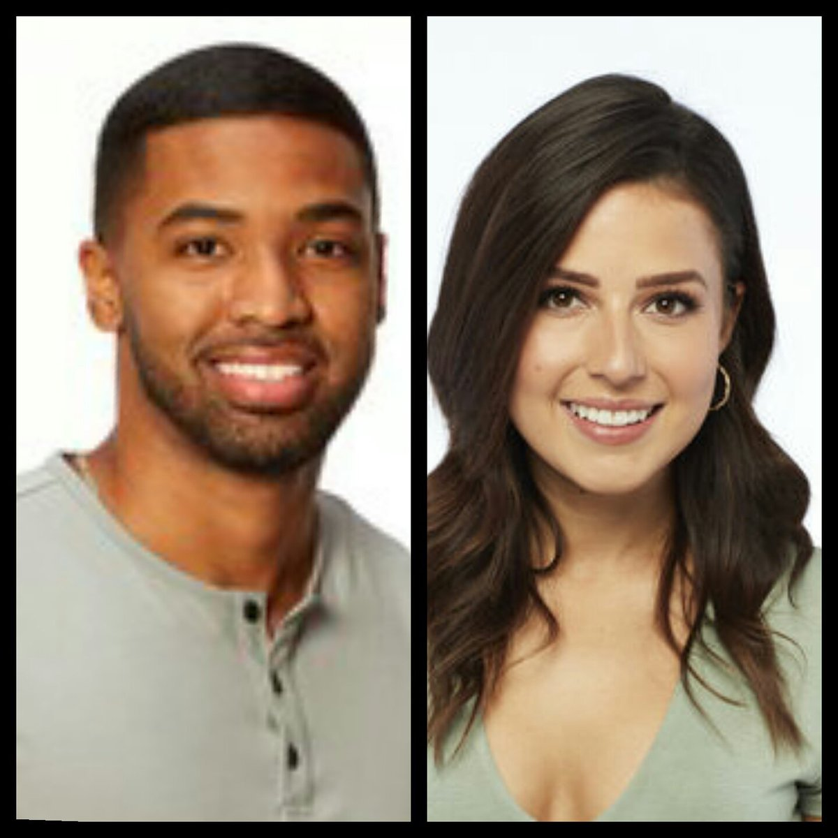 The most openly emotionally mature man and woman of this franchise that I know. Protect them always #Ivan #Katie  #TheBachelor #TheBachelorette #BachelorNation