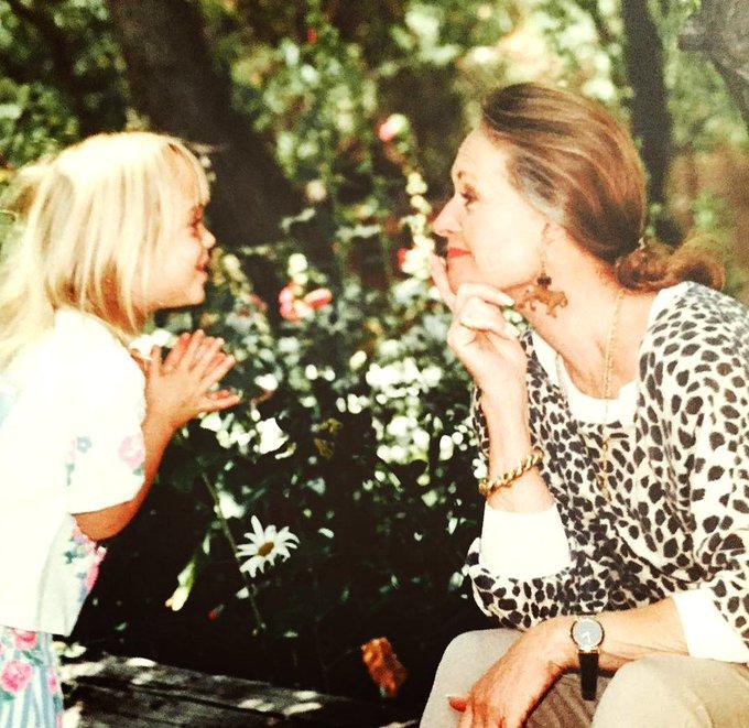 Happy Birthday to Dakota\s Grandmother, Tippi Hedren!