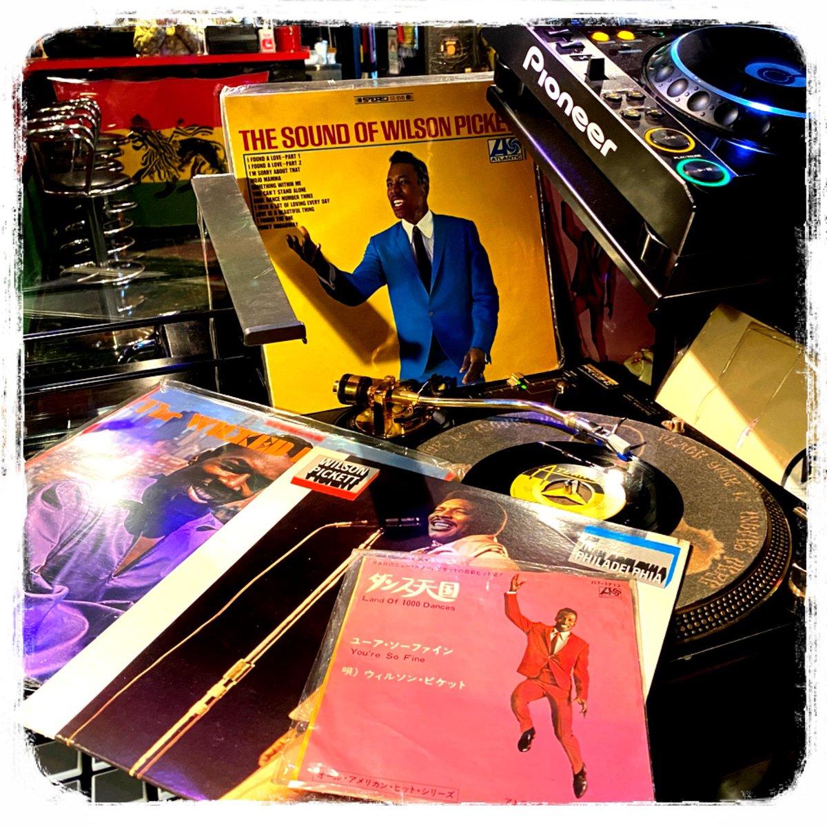 本日1月19日(火)は、故 Wilson Pickett さんの16回忌。 18時から僅か2時間ですがご予約で営業させていただきます。  Wilson Pickett - Land of a Thousand Dances (Live)    #WilsonPickett #dopesoultraxx #koenji #dst #soulbar #hiphop #reggae #dance