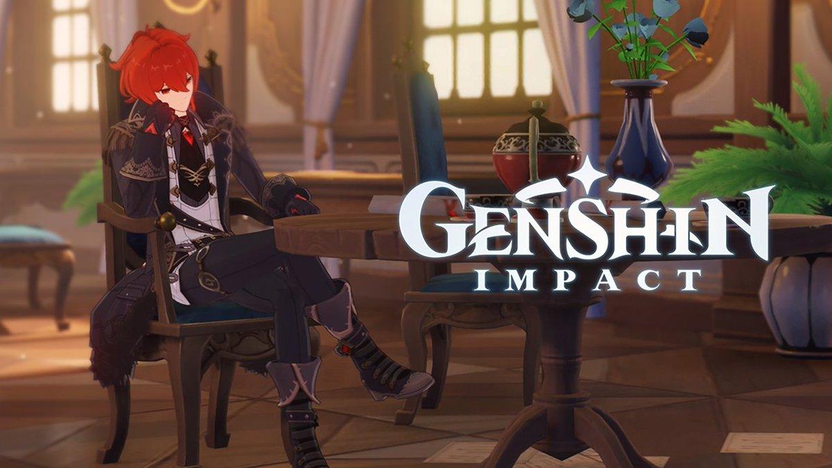 Genshin Impact EP - At the Light of Dawn youtu.be/BXeQMK7XecU #GenshinImpact