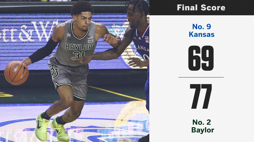 No. 2 Baylor takes care of business at home 💪 https://t.co/ChTiTDfD35