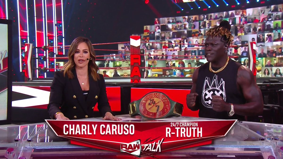 WWE Network Review: WWE RAW Talk for 1/18/21 - TJRWrestling - WWE, AEW  News, TV Reviews, PPVs, More!