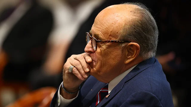 Giuliani used provisional ballot to vote in 2020 election, same method he disparaged in fighting to overturn results