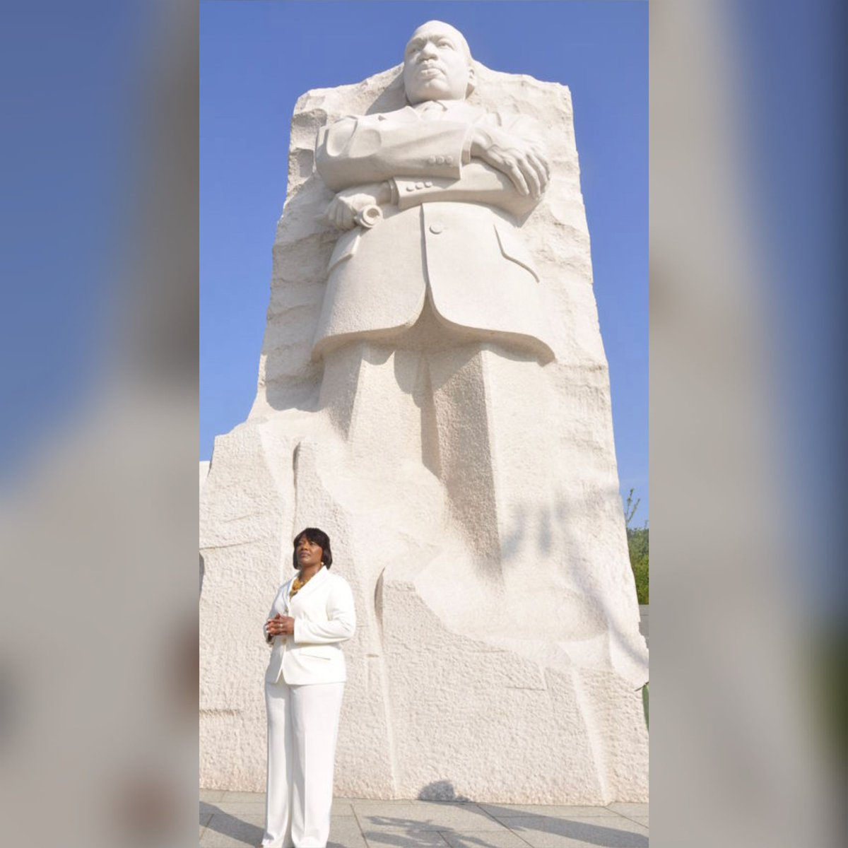 I'm truly appreciative of the love and prayers you extended to and for me today.  Thank you for remembering my father.  Thank you for applying his wisdom to rid this world of racism, militarism and poverty.  We can.  Thank you for celebrating my mother.  Goodnight.  #MLK #MLKDay