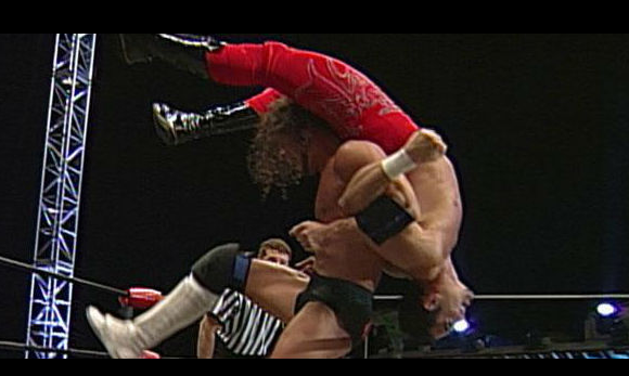 @ShaneHelmsCom I know a guy who's moves were awesome especially his vertebreaker #wweraw #TheHurricane #standback