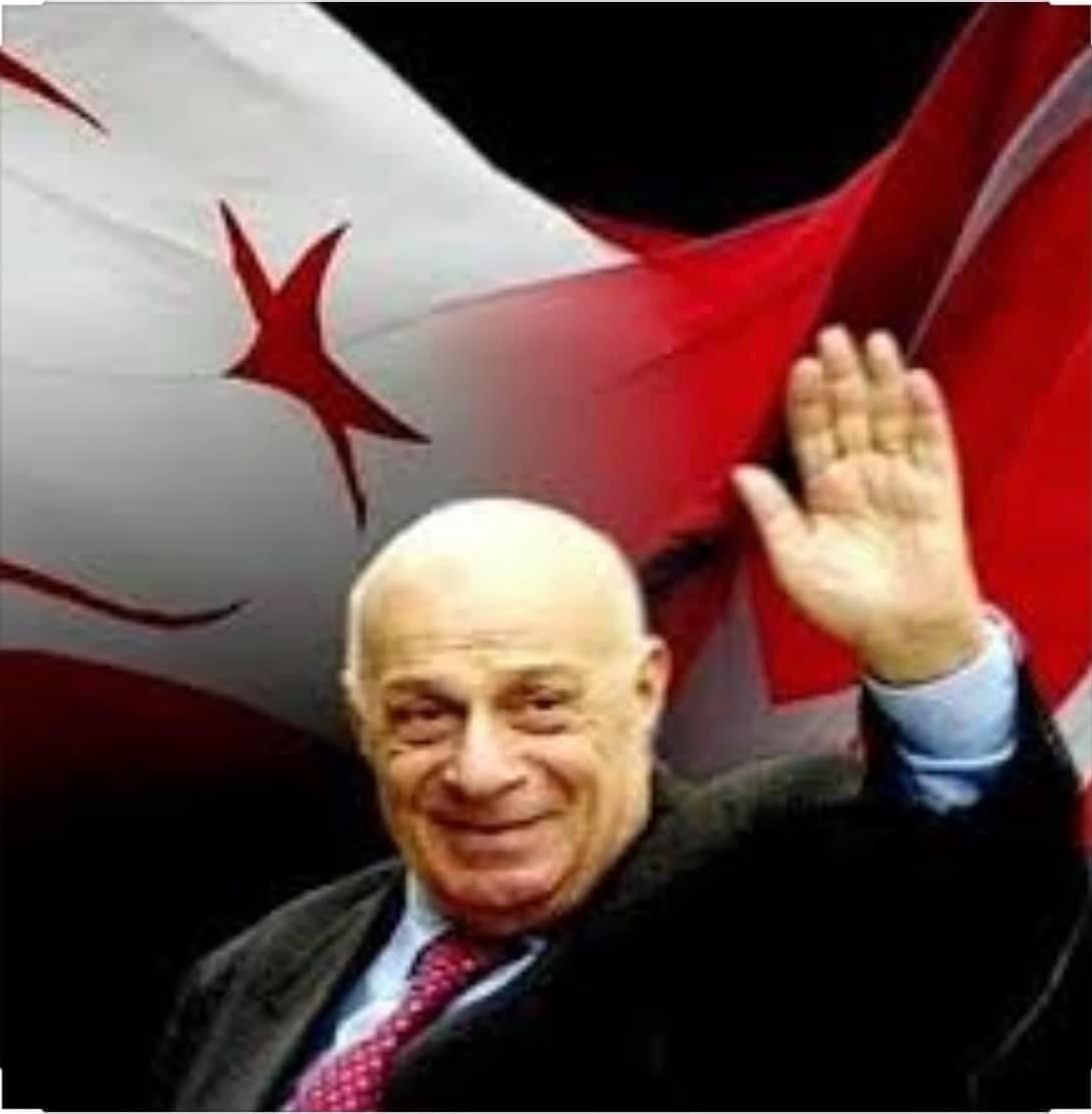 Hayatını Kıbrıs ın bagımsızlıgına adayan Sn Rauf Denktaş ı saygı ve rahmetle anıyoruz 🙏🙏🙏 https://t.co/YbNDnnFI5F