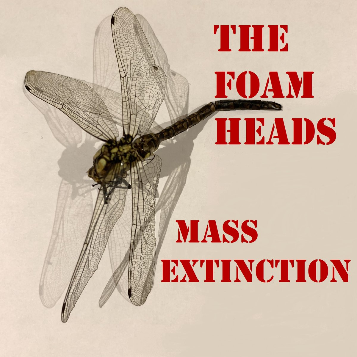 If life is a radio, turn up to ten. Now (Don't forget, click the link) Mass Extinction by The Foam Heads @foamheadsuk on