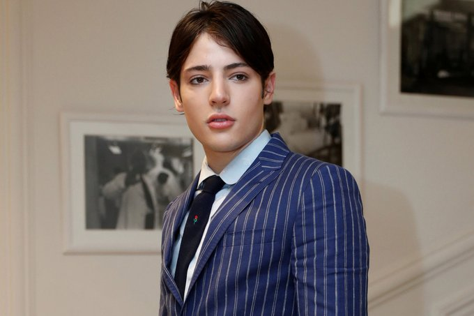 Harry Brant, son of billionaire Peter Brant and supermodel Stephanie Seymour, dead at 24 Photo
