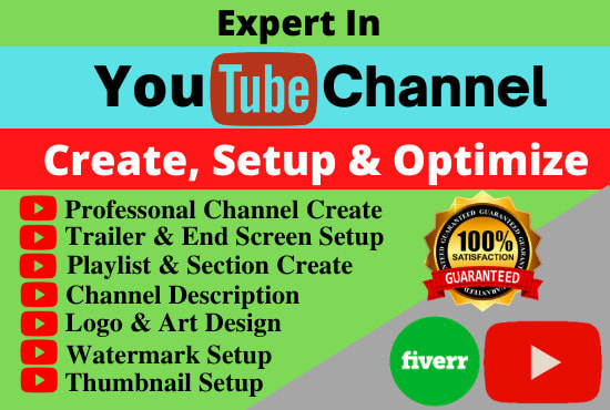 We providing best service with low cost #graphicdesigner #channelcreate #YouTube #fiverrbuyers #channelart #design #channelsetup #VIDEO #banners #logodesign  Order here -