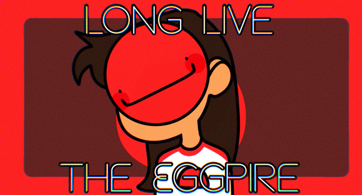 we out here loving the #EGGPIRE  :)