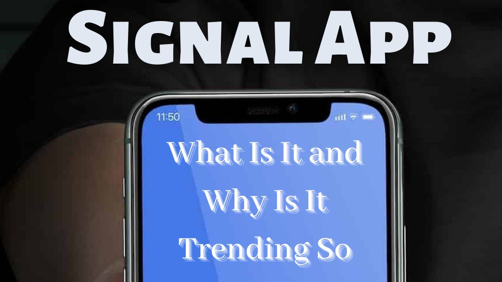 Everything You Need to Know About the Signal App in Brief . Below you can see the complete guide for the signal app and how to download this app. It is a messaging application that focuses on the privacy of users. . For more information: https://t.co/rk4gu7ZbHA . #SignalApp https://t.co/cD61H7zfNw