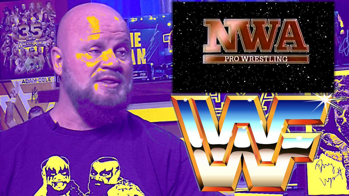 NEW TONIGHT! #WrestlingInsiders #TheWarlord Shoots on Leaving #NWA Jumping to #WWF 1988 Ribs #Haku Nose Biting #Demolition #Bolsheviks   Keep Wrestling Legends WORKING @Patreon Early Ad Free Access!   #WWENXT #AEWDynamite #AEW