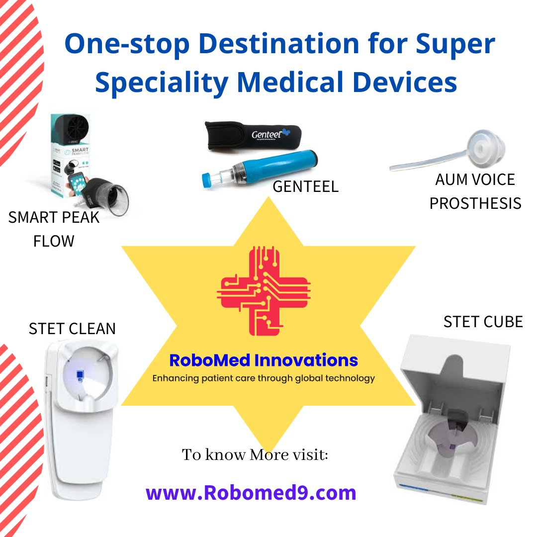 #medicaldevices #healthcare #healthcareservices #smartpeakflow #Genteel #nebulizer #technology #innovation #Happy #aumvoiceprosthesis #medical #healthcare #innovative #devices #stetclean
