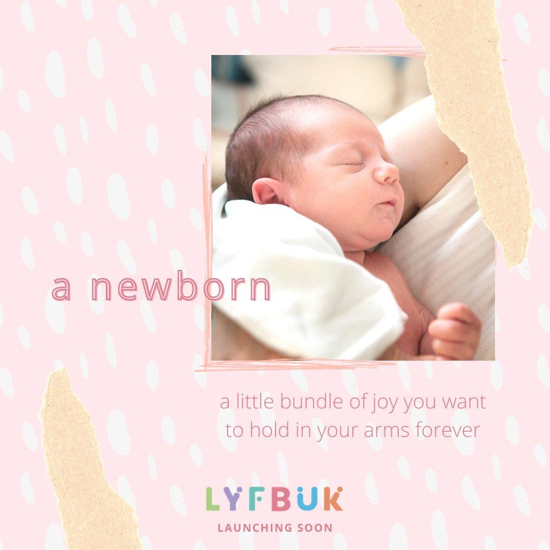 A newborn is just the beginning of an exhilarating journey. Let #LYFBUK be your companion. #lyfbuk #parenting #family #kids #love #children #baby #momlife #mom #parenthood #motherhood #babygirl #parentingtips #maman #life #happy #babies #familytime #mother #child #parents