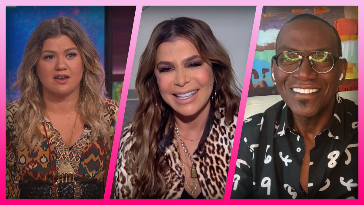 .@PaulaAbdul & @YO_RANDYJACKSON Would Do 'American Idol' Again Under These Conditions   WATCH:   #KellyClarksonShow
