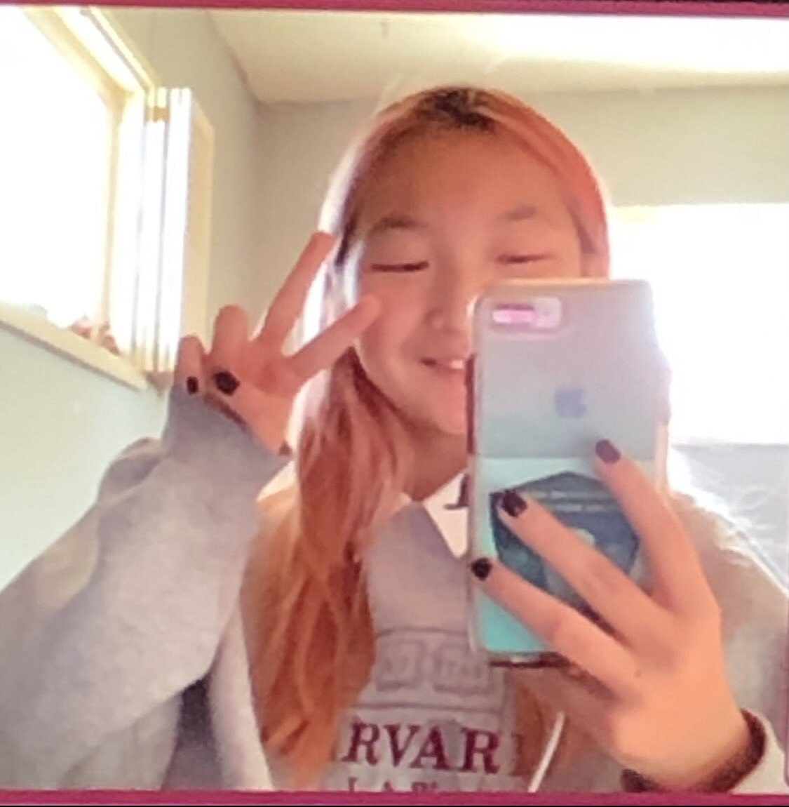 ⠀       ˗ˏˋ smiley faces in the chat :]] ´ˎ˗           ↳ #honktwtselfieday - rts pog !!