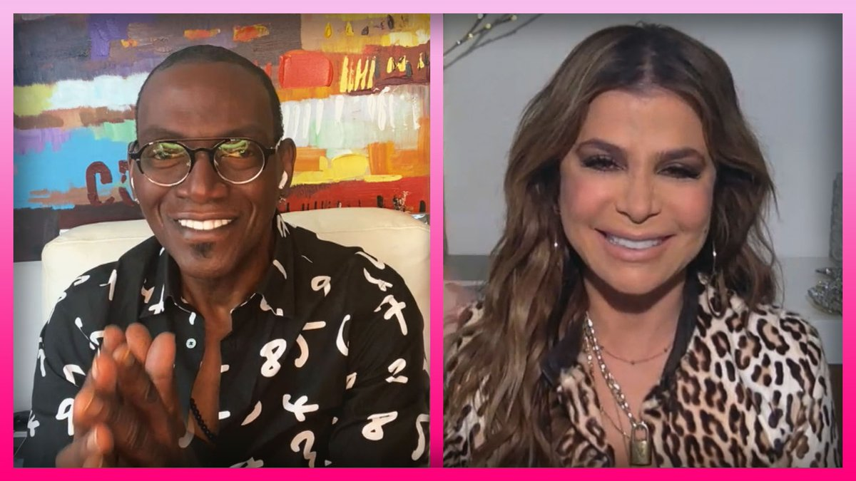 .@PaulaAbdul Met @YO_RANDYJACKSON at 17 Years Old  WATCH:   #KellyClarksonShow