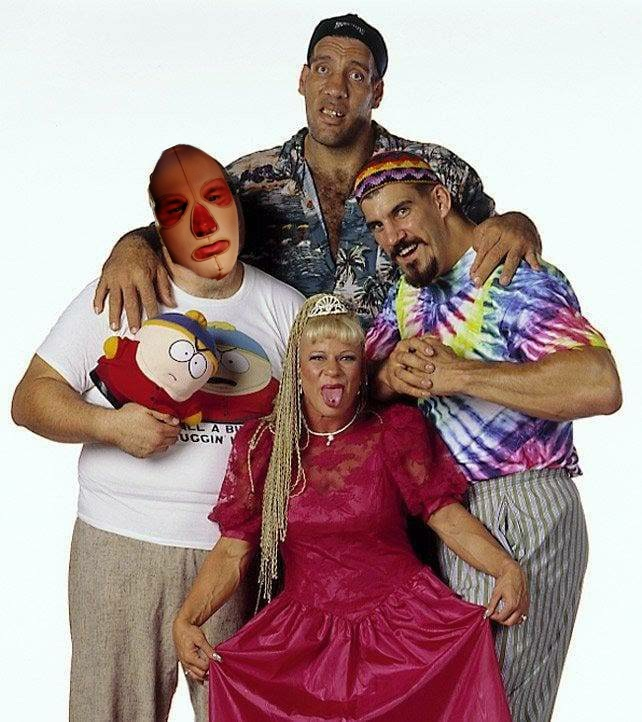 Remember the Oddities? #WWERaw