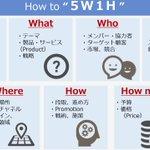 Image for the Tweet beginning: 5W1H思考【5W1Hは最強の思考ツール】 シンプルだからこそ、有効性を再確認。少しは幅が広がったかな。あとは実践あるのみ。 #読書メモ #図解 #マンガでわかる! 5W1Hは最強の思考ツール はてなブログを更新しました。