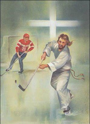 Replying to @oatrickdadley: PUCK LINE JESUS IN VEGAS!!! $$$ @RearAdBsBlog
