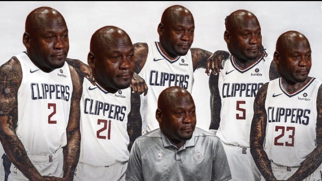 i better not hear from clippers fans rn bcz we is not the same lmao #LakeShow
