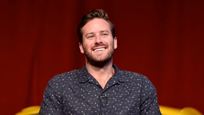 Armie Hammer genuinely sorry for referring to scantily clad woman in video as Miss Cayman Photo